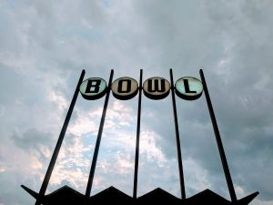 Eastland Bowling Center Iconic Sign